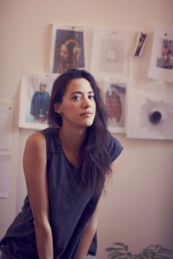 Post image for Style Muses: Yara Flinn By Garance Dore