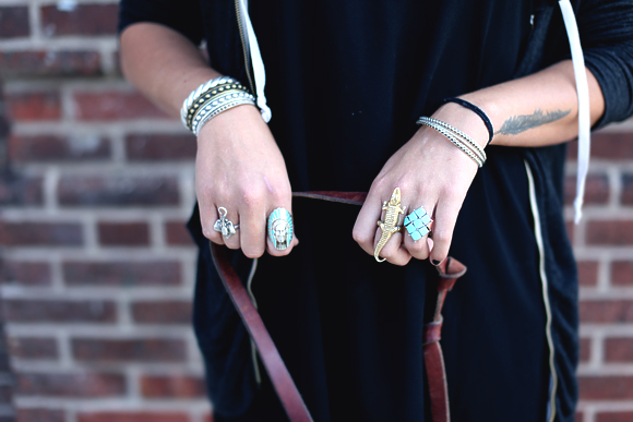 turquoise-rings