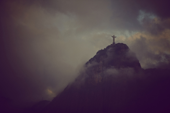 rio brazil christ the redeemer