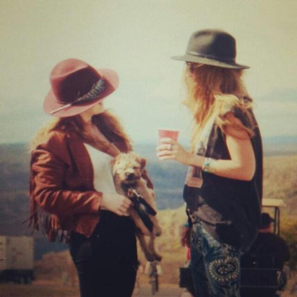 zz ward and amy soderlind