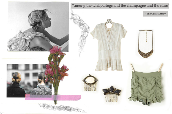 Post image for Trend: The Great Gatsby & Revival Of 1920's Fashion