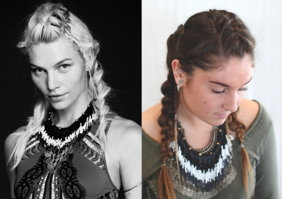 Post image for Lookbook Hair Tutorial: The Unicorn Braid