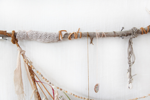 Twig Wall Decor home decor inspiration: washed ashore