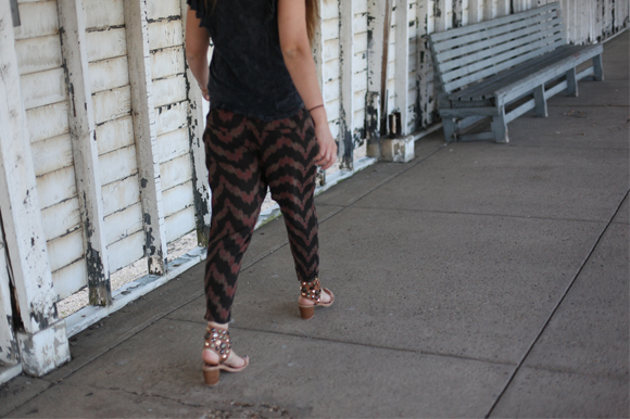 trend casual pant