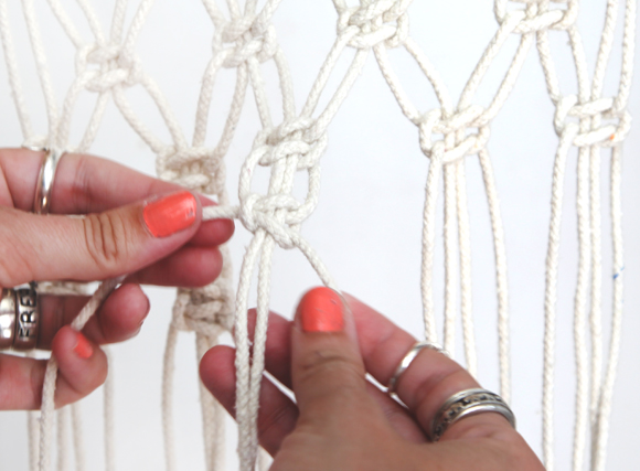 how to do macrame how to macrame and create a wall hanging 6622