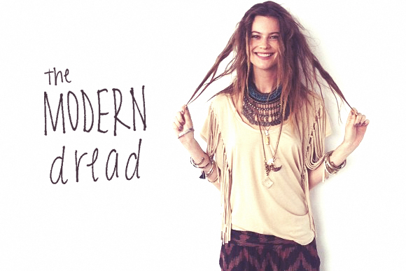 Post image for Hair Tutorial: The Modern Dread
