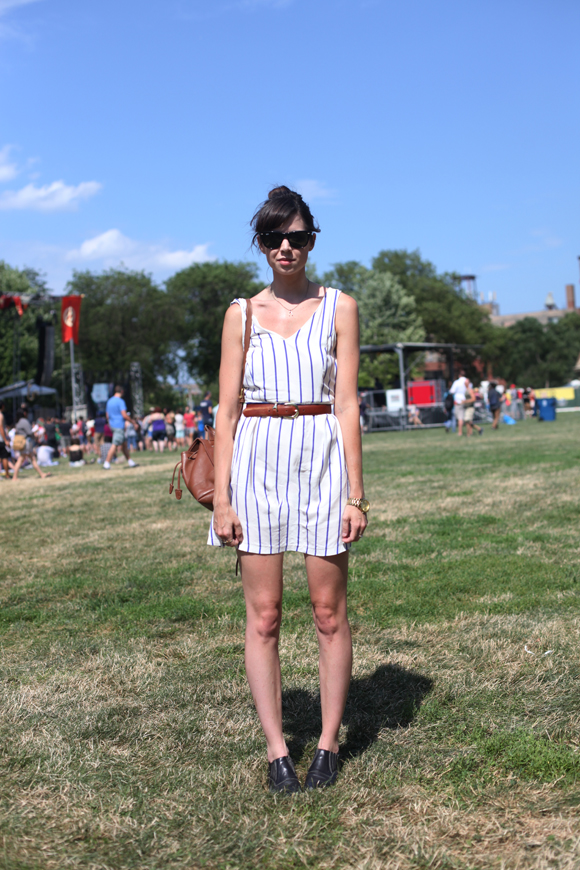 Blogger If You Seek Style at Pitchfork