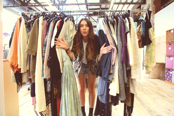 dylana in clothes
