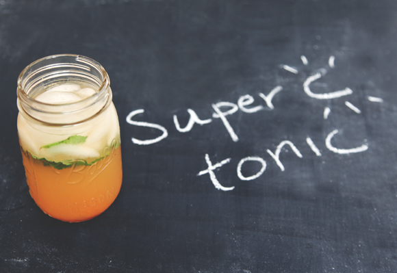 Post image for Recipe: Super C Tonic (And A Chance To Win A Juice Cleanse From Love Grace!)