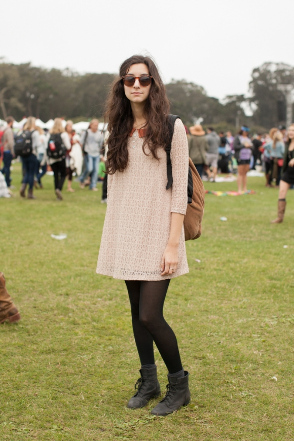 festival fashion at outside lands