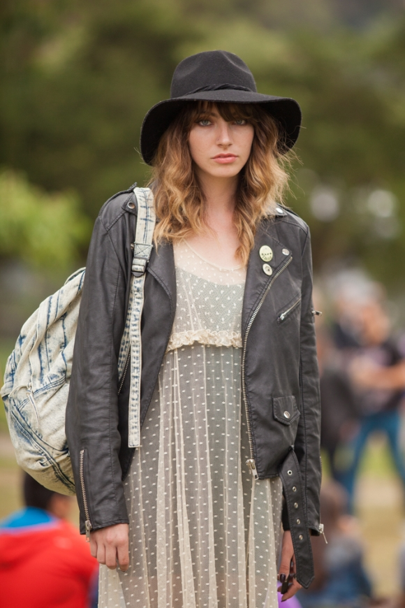 Post image for Festival Fashion At Outside Lands
