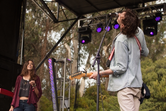 houndmouth outside lands