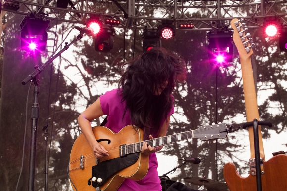 thao and the get down stay down outside lands