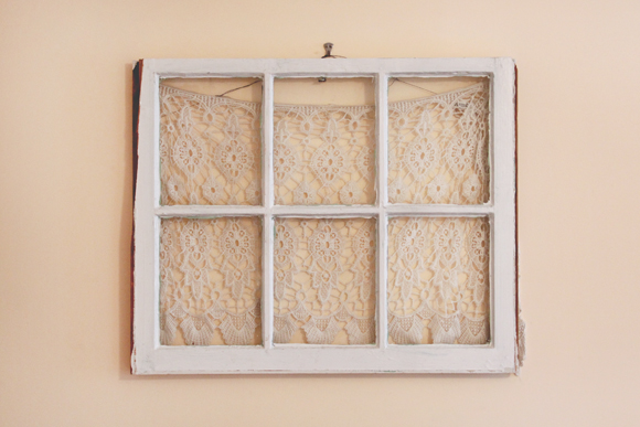 3 ways to use antique window panes