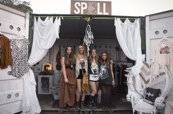 Post image for Splendour In The Grass: Spell Style
