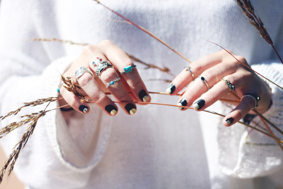 Post image for Top 3 Nail Trends For Fall 2013