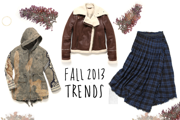 Post image for Top 3 Trends For Fall 2013