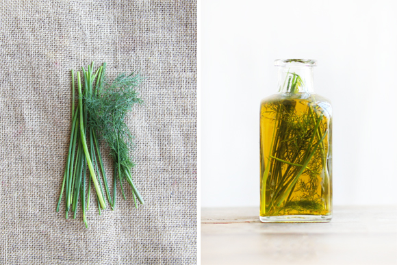 Herb-Infused Olive Oil 4