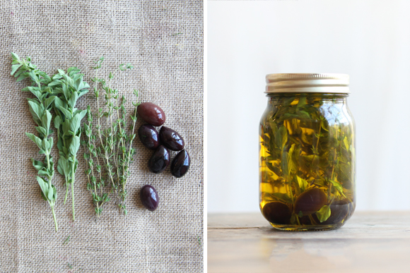 Herb-Infused Olive Oil 5