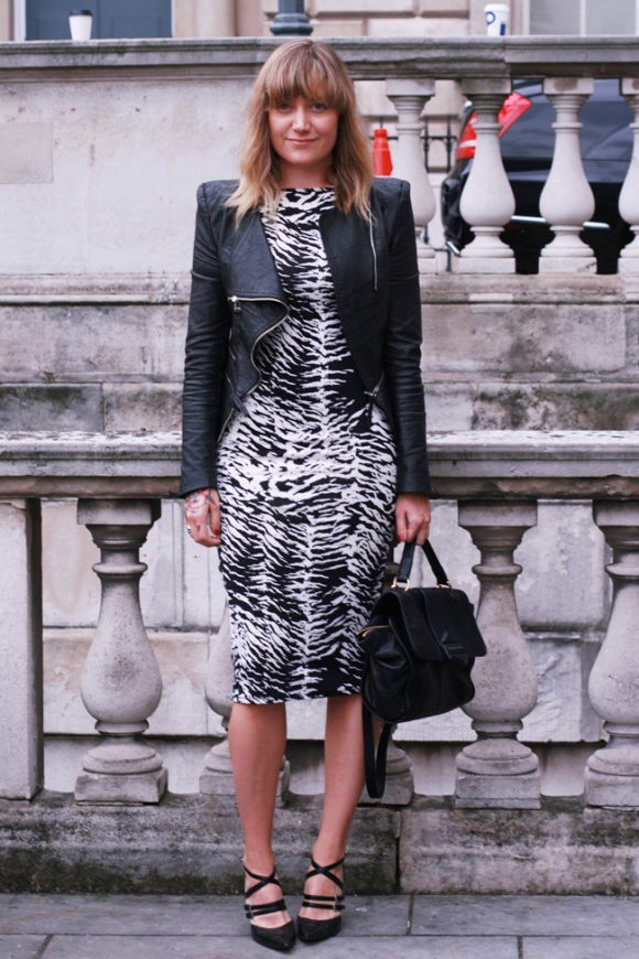 Guest Post London Fashion Week Street Style