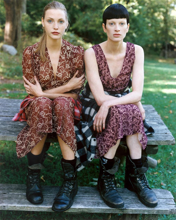 Steven Meisel Grunge and Glory 1992