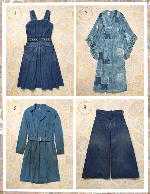 Vintage Denim PIcks