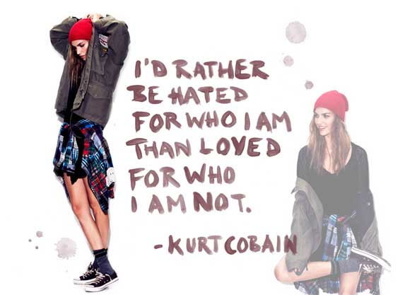 kurt cobain quote