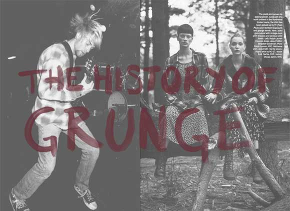 Post image for The History Of Grunge