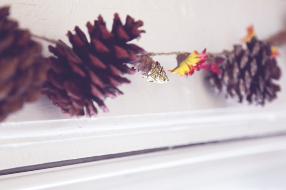 Post image for DIY Fall Garland