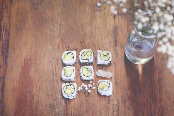 Post image for 5 Tips For Making Sushi