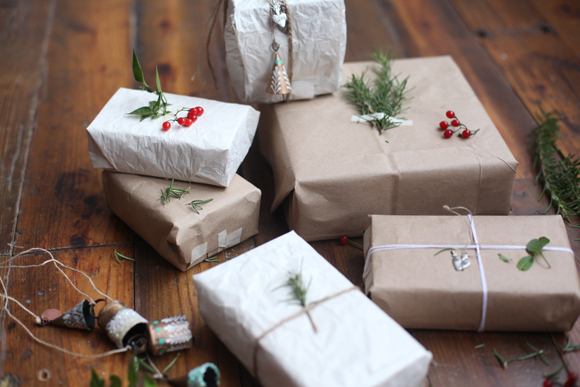 Post image for Alternative Gift Wrapping Ideas