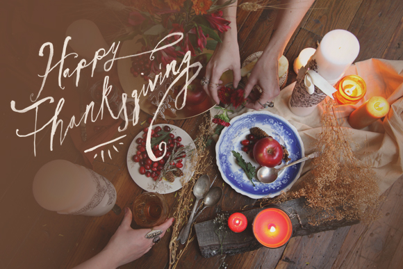 Post image for Happy Thanksgiving From Free People!