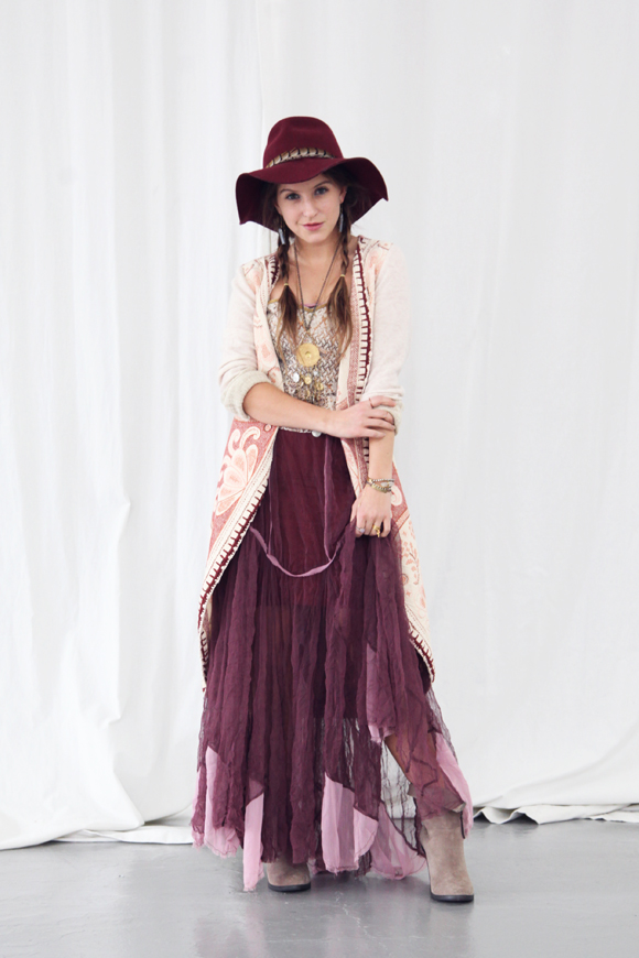 New Year's Eve outfit - Meadow