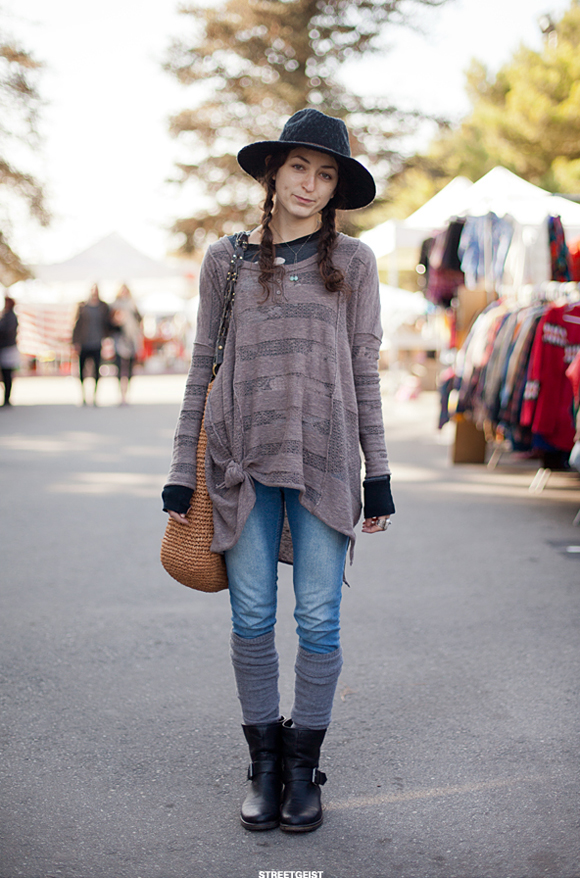 Shop Able Street Style From La