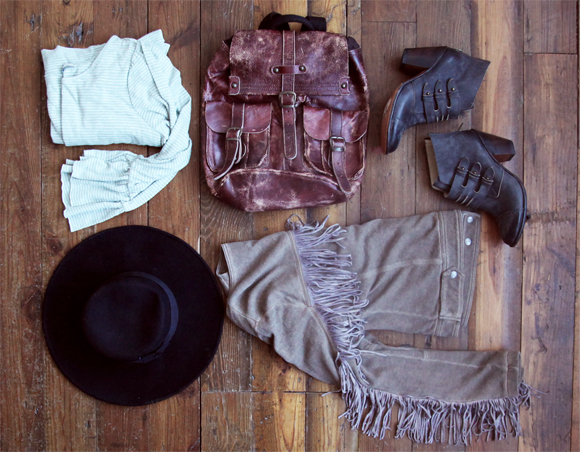 Post image for What To Pack: City Getaway