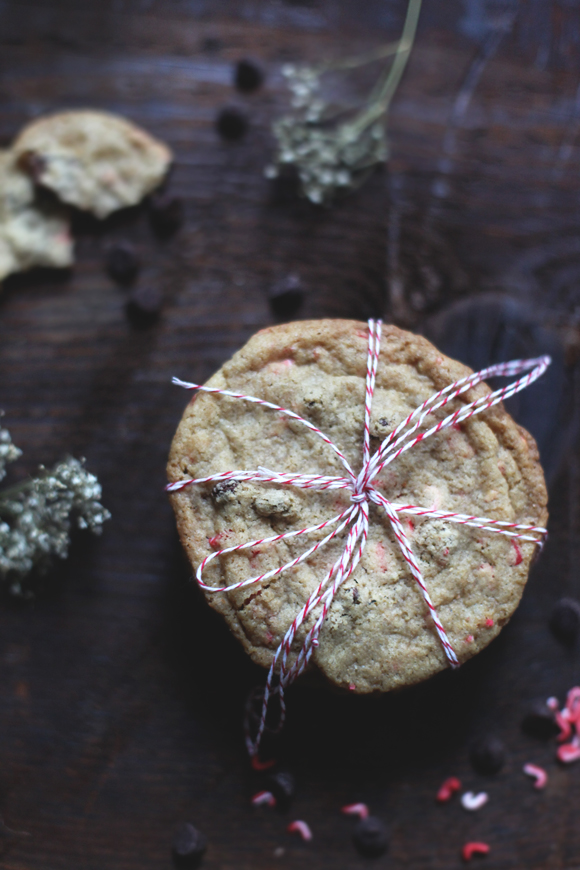 cookies wrapped in twine