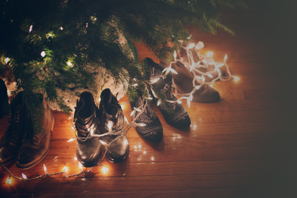 happy holidays from free people