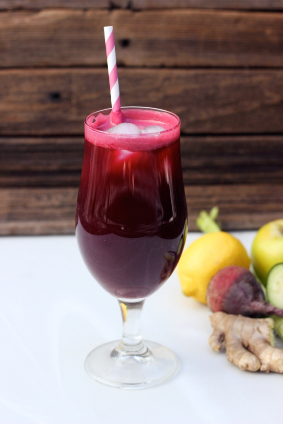 Post image for New Year's Detoxifying Juice