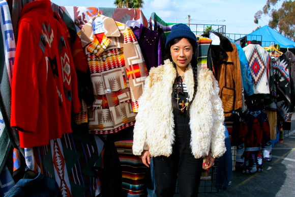 Post image for Rose Bowl Flea Market: Street Style