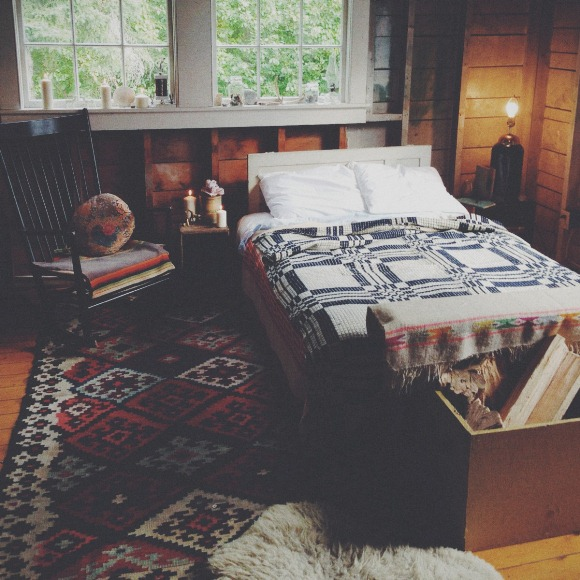 Post image for Decor Inspiration: The Cabin In Maine