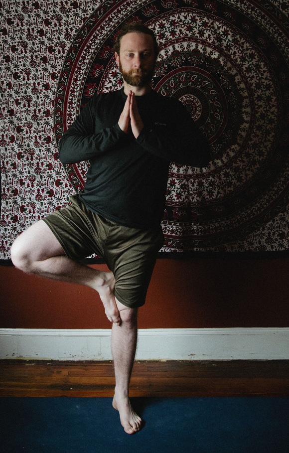 why your man is afraid of yoga