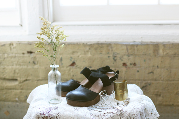 Clogs and jewels