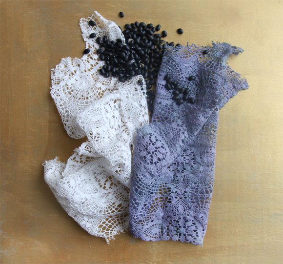 Post image for Dyeing With Black Beans