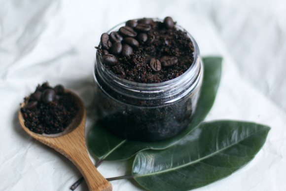 Diy Coffee Body Scrub Pinterest Coconut Coffee Body Scrub