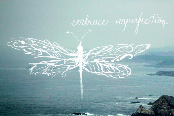 Post image for Monday Quote: Embrace Imperfection