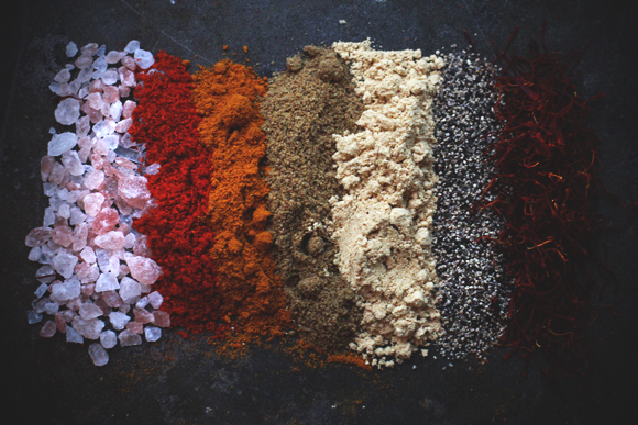 Post image for Spices With Benefits