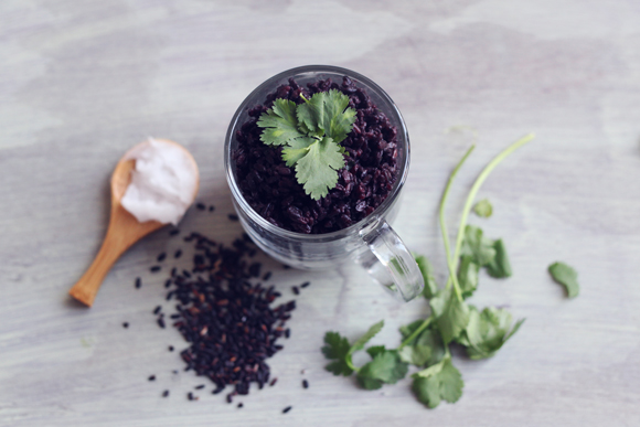 Post image for Vegan Coconut Black Rice
