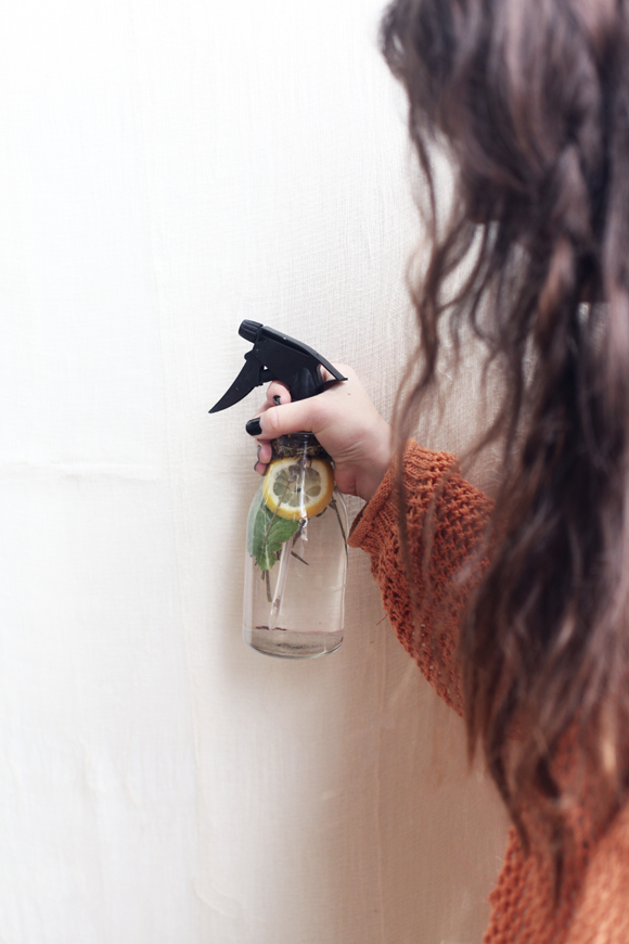 DIY room refresher spray