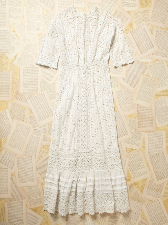 Free People vintage lace dress