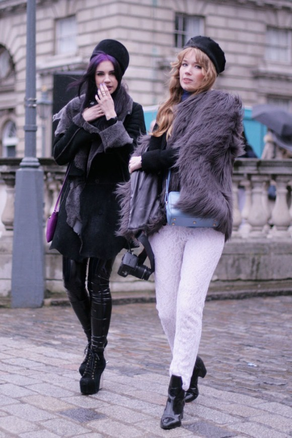 Post image for Street Style At London Fashion Week